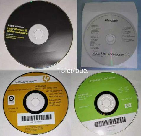 CD/DVD Drivere Sony Cyber ShotHP Deskjet OfficeJet Edimax Windows Home