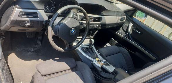 BMW Е91 320д 163к на части