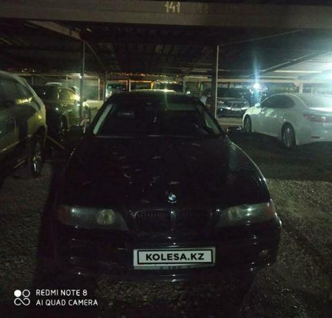 BMW delfin model 5 kuzov E39.