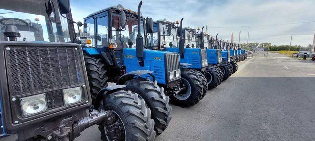 Новые Трактора Беларус 920М,892.2,1025.2 ,1221.2(Т), 1523,2022.3,3522C