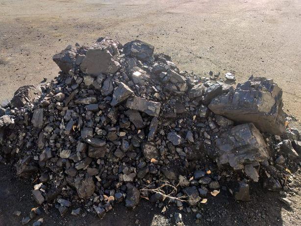 Продам отборный уголь в мешках