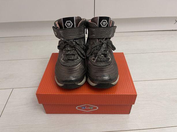 Ортопедические ботинки для девочки 27р.Tiflani