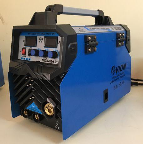 Електрожен + Телоподаващо 250А с евробукса и ръкавици+ редуцил вентил.