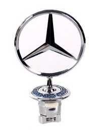 Емблема за Мерцедес / Mercedes (мерник)