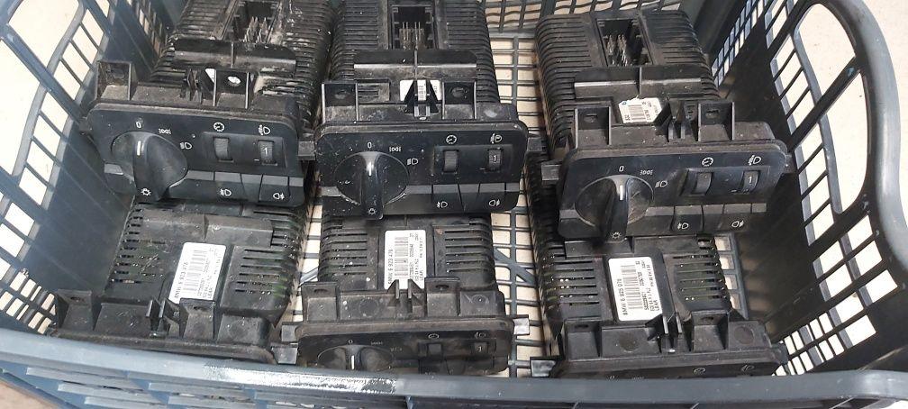 Лайт модул за БМВ е46 / BMW E 46 копче за фарове