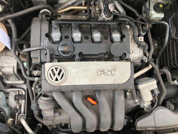 Motor fara anexe 2.0 TSI 150cp Cod motor: BLR