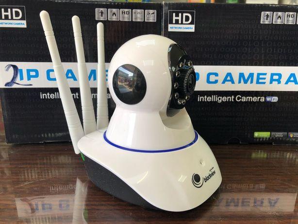 Камера WI-FI Camera 360° Видеонаблюдение Видеоняня удаленный доступ