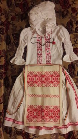 Costum popular-național 5/ 7 ani + cadou