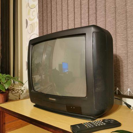 Телевизор Daewoo кинескоп