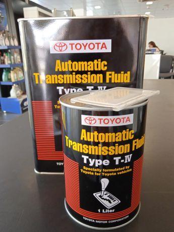 Масло для автомотических коробок Toyota