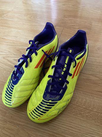 Ghete fotbal adidas 38,5