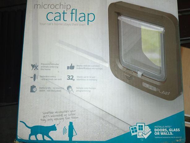 Usita cu microcip pt pisici sau catei mici