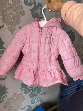 Детская куртка 80р