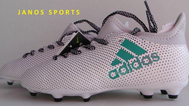 Ghete fotbal crampoane NOI Adidas X17,3 marimea 34