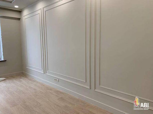 Касмитский ремонт квартиры Леонардо лифкас ламинат гипсокартон ремонт