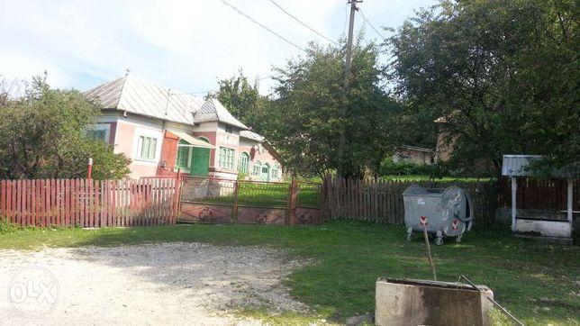 Vand casa si teren langa Campulung Muscel