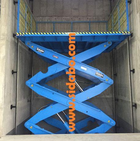 Товарни рампи изравнителни платформи - БГ производител