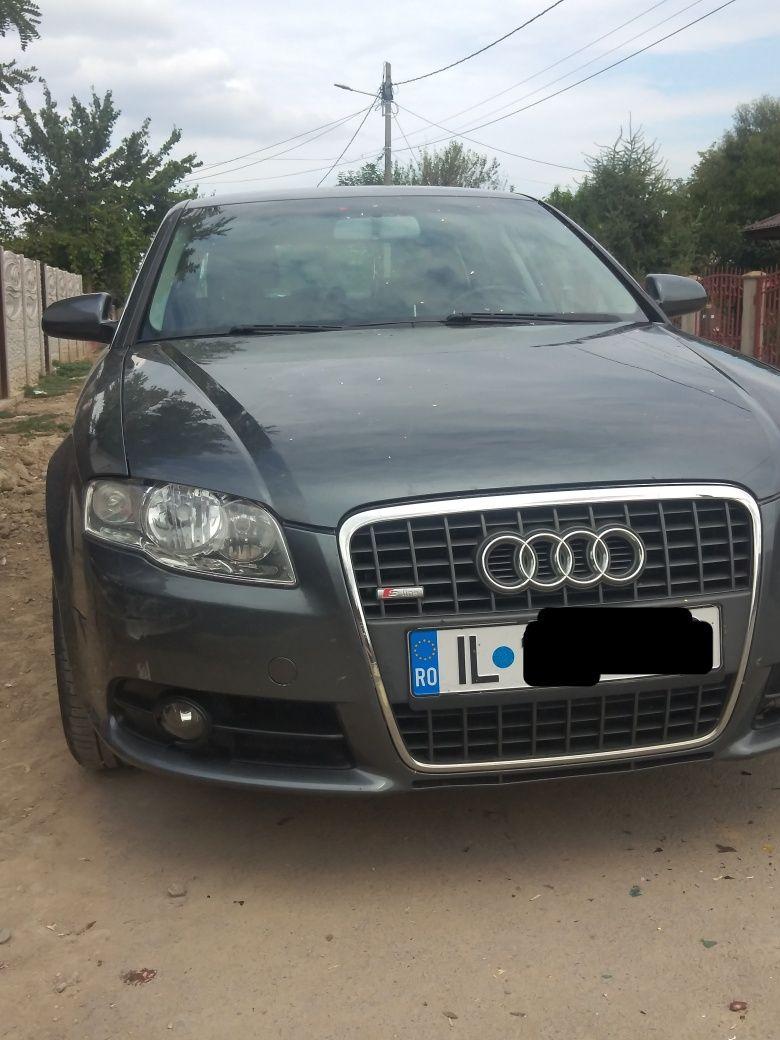 Audi A4 s-line 19d 2008