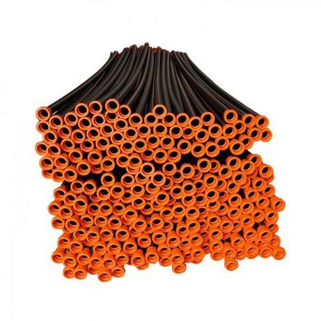 Teava plastic (PE100) Irigatii PN10 - 6m - ∅125 - 6MT125DPN10/dzgl