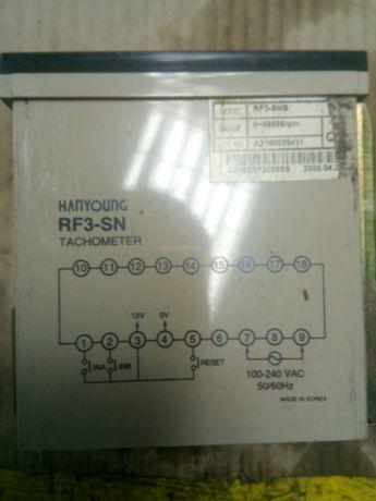 Tachometru RF3-SN