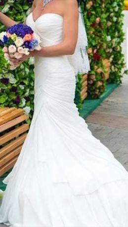 Продам свадебное платье, очень элегантное