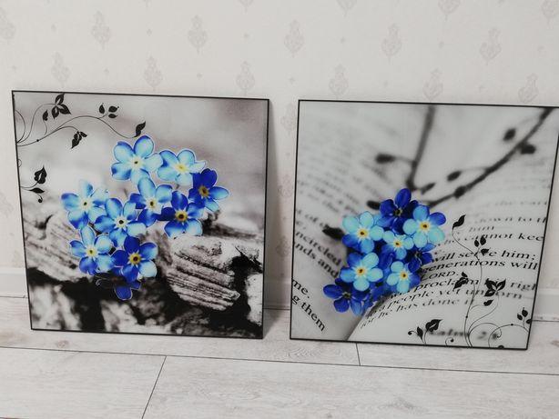 2 Настенные картины, композиционная группа