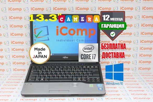 "Лаптоп Fujitsu S762 i5 3.Gen, 4 DDR3, 500 GB, камера, 13,3"""