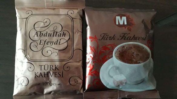Турско кафе за джезве