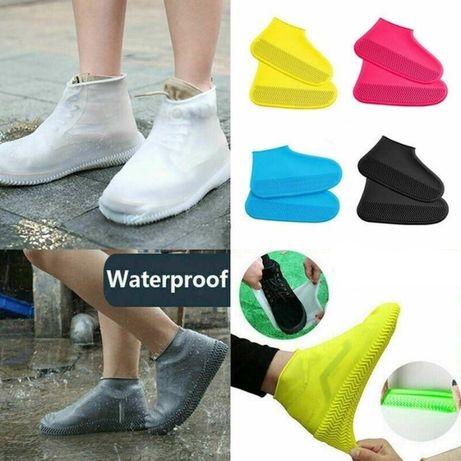 Силиконови водоустойчиви протектори за обувки - калцуни