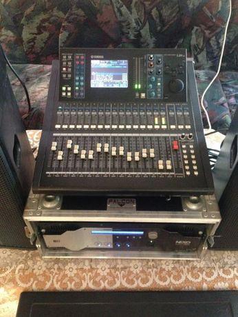 Mixer digital Yamaha LS 9-16,boxe Nexo Ps10 r2