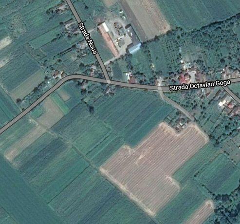 Vând teren în Ocna Mureș, Str. Octavian Goga