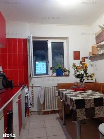 Ghencea - Capat 41 : Apartament cu 3 camere, decomandat