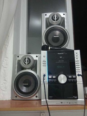 Panasonic SA-VK460 домашняя аудиосистема