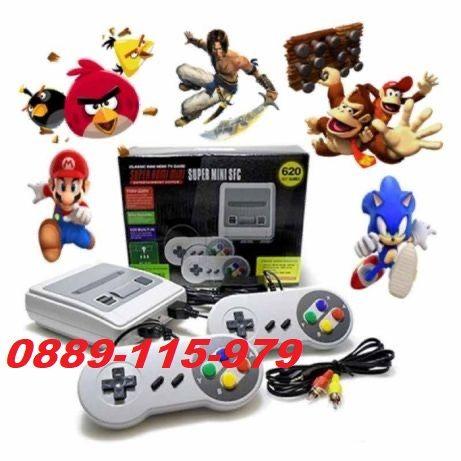 620 игри Телевизионна игра тип Nintendo / Sega тв игра ps4 psp gameboy