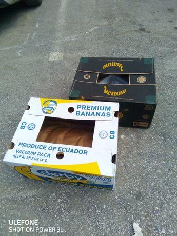 Cutii banane stare foarte bună
