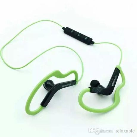Casti sport fara fir bluetooth cu hands free