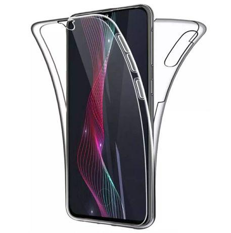 Husa 360 grade silicon fata/spate Samsung