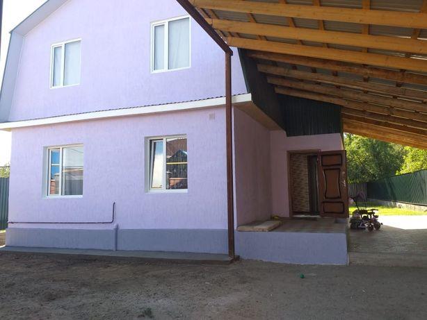 Продам дом в с.Долан 58м2, участок 6 соток за 16.5 млн тенге