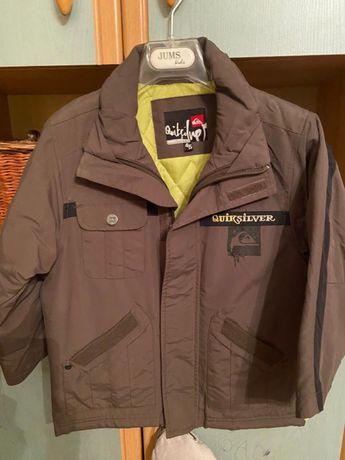 Новая куртка . Quicksilver.