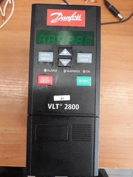 Честотен регулатор(инвертор) Danfoss 0,75кw 400V