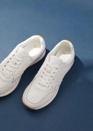 Pantofi/Adidasi sport de piele - Mango Man