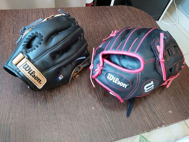 "Mănuși baseball wilson 12"" si 9 """