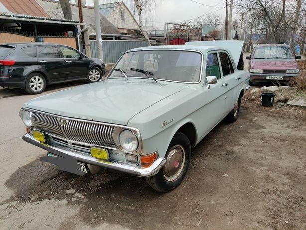 ГАЗ24 Волга 1974г. выпуска
