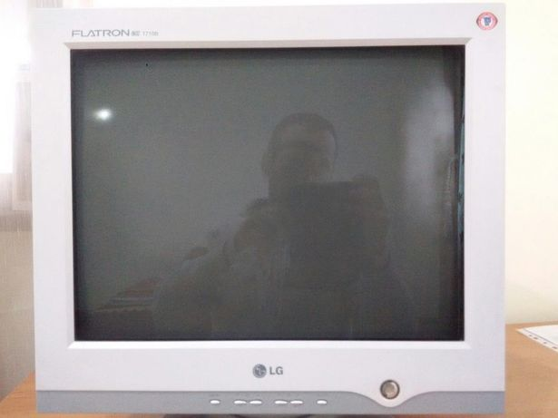 """Monitor cu ecran plat, cu tub, 15 """""""