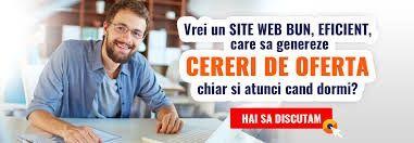 Creare site web, Creare magazin online, Optimizare Seo,Mentenanta