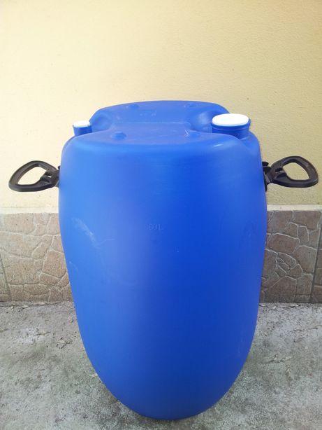 Vand bidon cu manere rabatabile 60 litri