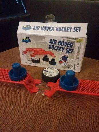 Hockey pe aer sau la schimb