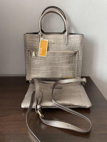 Новая сумка двойка под майкла корса с этикеткой