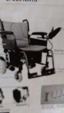 scaun electric pentru persoane cu dizabilitati