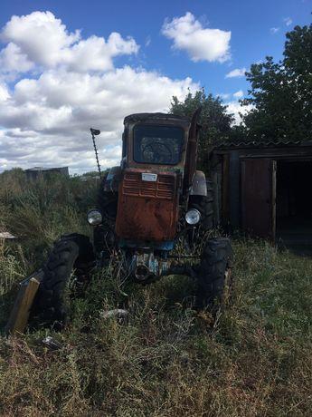 Колесный трактор Т-40,прицеп телега,грабли гидравлические,сенокосилка